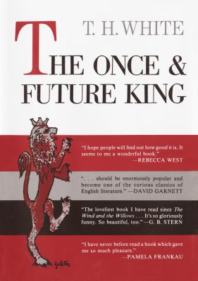 Details about The once and future king