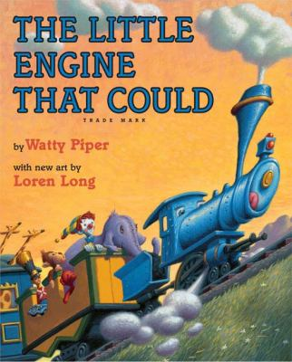 Details about The Little Engine That Could
