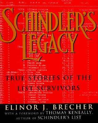 Details about Schindler's legacy : true stories of the list survivors