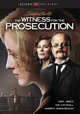 Details about The Witness for the Prosecution (videorecording)