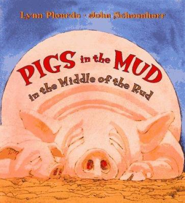 Details about Pigs in the Mud in the Middle of the Rud