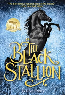 Details about The black stallion