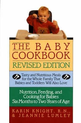 Details about The baby cookbook