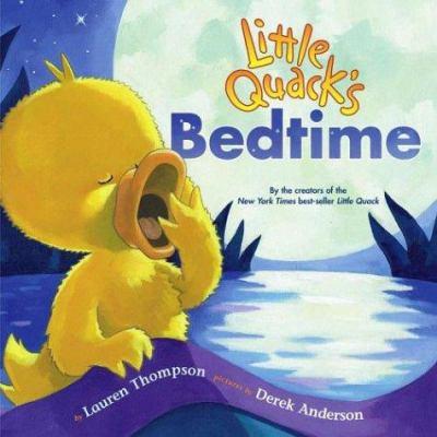 Details about Little Quack's Bedtime