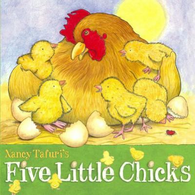 Details about Five Little Chicks