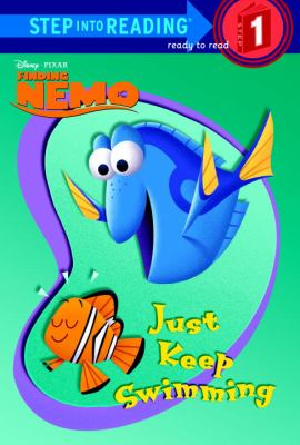 Details about Just Keep Swimming
