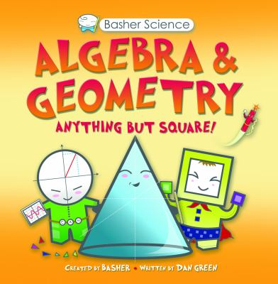 Details about Algebra & geometry : [anything but square!