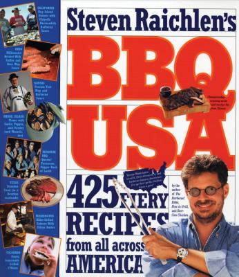 Details about BBQ USA : 425 fiery recipes from all across America