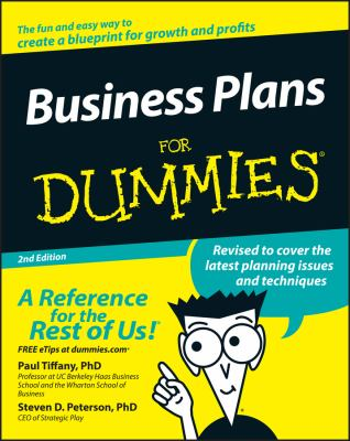 Details about Business plans for dummies