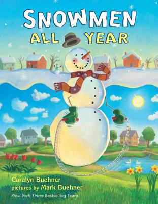 Details about Snowmen All Year