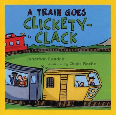 Details about A Train Goes Clickety-Clack