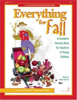 Details about Everything for Fall: a complete activity book for teachers