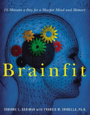 Details about Brainfit: 10 Minutes a Day for a Sharper Mind and Memory