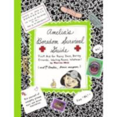 Details about Amelia's Boredom Survival Guide: First Aid for Rainy Days, Boring Errands, Waiting Rooms, Whatever!