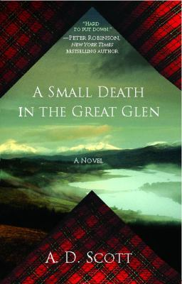 Details about A small death in the great glen : a novel