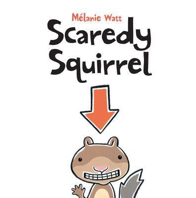 Details about Scaredy Squirrel