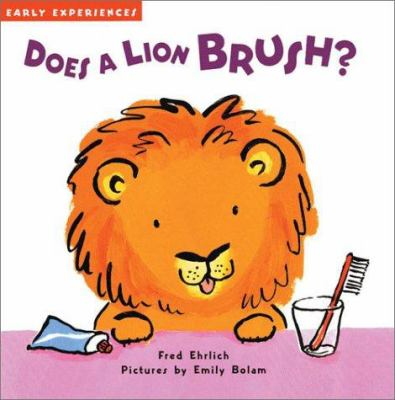 Details about Does a Lion Brush?