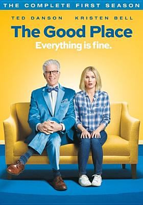 Details about Good Place: Season One (videorecording)