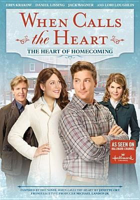 Details about When Calls the Heart: The Heart of Homecoming (videorecording)