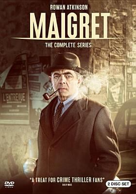 Details about Maigret: The Complete Series (video recording)