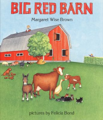 Details about Big Red Barn