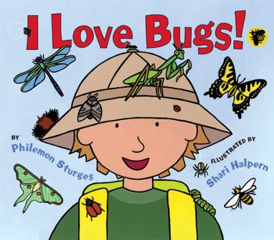 Details about I Love Bugs!