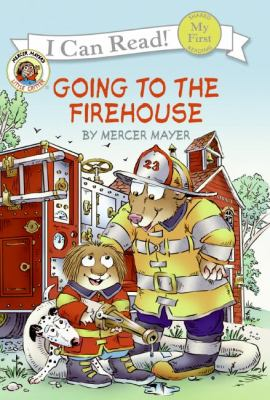 Details about Little Critter: Going to the Firehouse.