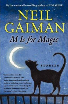 Details about M is for magic