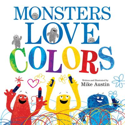 Details about Monsters Love Colors