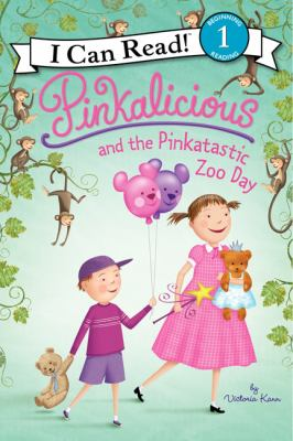 Details about Pinkalicious and the Pinkatastic Zoo Day