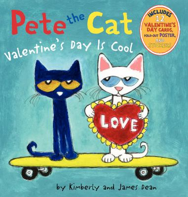 Details about Pete the Cat: Valentine's Day is Cool