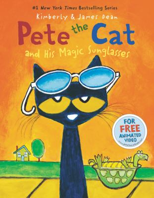 Details about Pete the Cat and His Magic Sunglasses