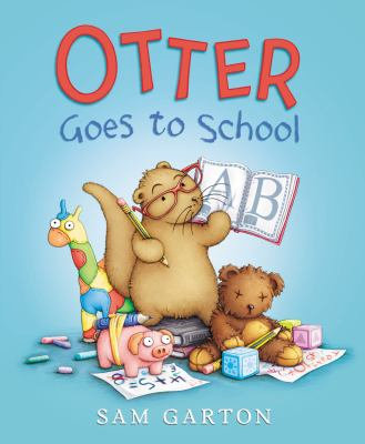 Details about Otter Goes to School