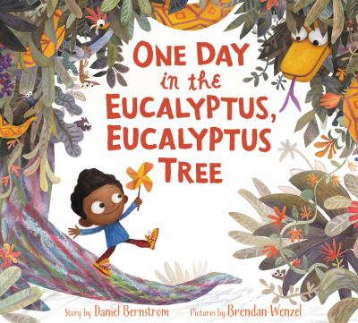 Details about One Day in the Eucalyptus, Eucalyptus Tree