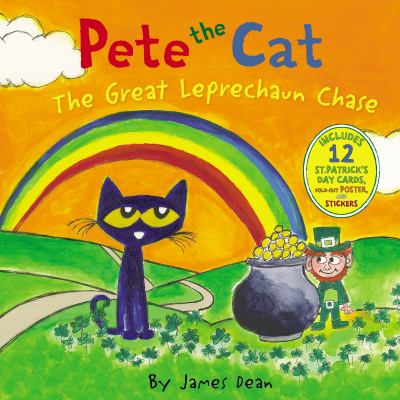 Details about Pete the Cat: the Great Leprechaun Chase