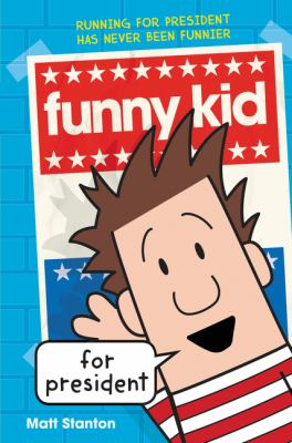 Details about Funny Kid for President