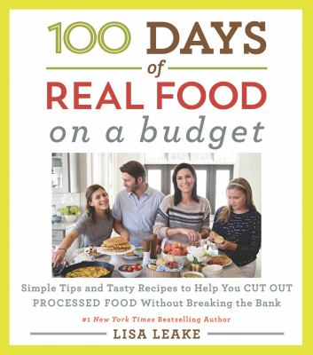 Details about 100 Days of Real Food: on a Budget