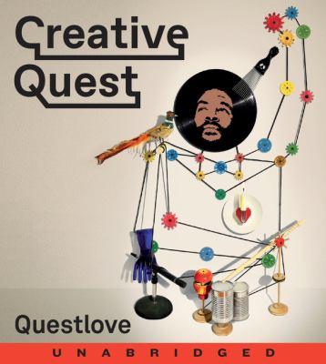 Details about Creative Quest (sound recording)