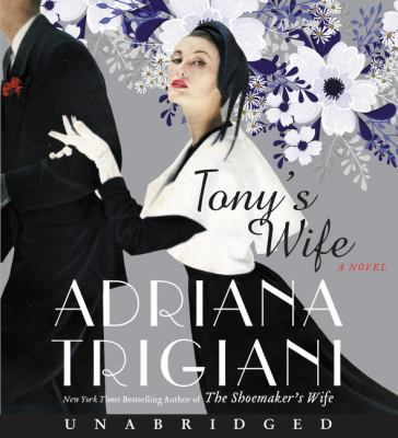 Details about Tony's Wife: A Novel [cdbook]