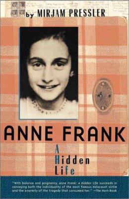 Details about Anne Frank: A Hidden Life