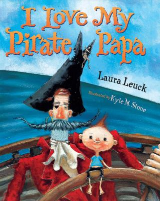 Details about I Love my Pirate Papa