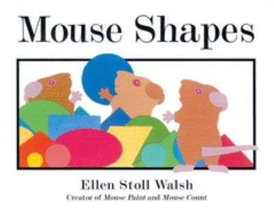 Details about Mouse Shapes Early Literacy Concept Kits