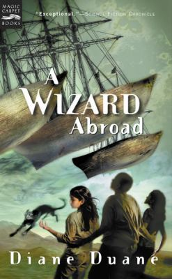 Details about A wizard abroad
