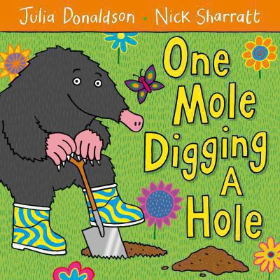 Details about One Mole Digging a Hole