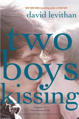 Details about Two Boys Kissing