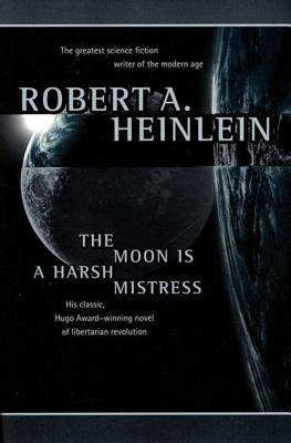 Details about The moon is a harsh mistress