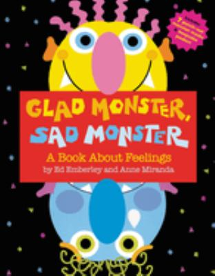 Details about Glad Monster, Sad Monster