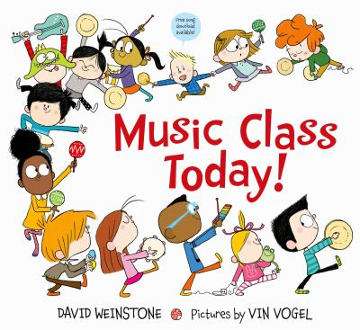 Details about Music Class Today!