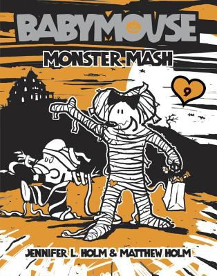 Details about Babymouse: Monster Mash