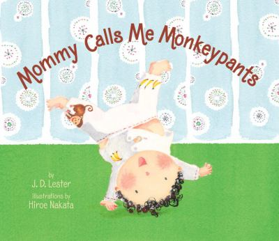 Details about Mommy Calls Me Monkeypants